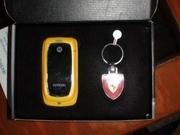 Nextel i897 Red/Yellow