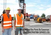 (Repairs)# CONSTRUCTION OF KRIBI SEA PORT CAMEROON (SGS CONSTRUCTION S