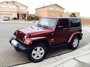 Jeep Only 9929 miles Jeep Wrangler Sport Utility