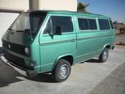 1984 VOLKSWAGEN Volkswagen Bus/Vanagon Vanagon