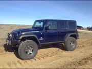JEEP WRANGLER Jeep Wrangler Unlimited Rubicon 4x4