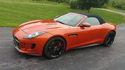 2014 Jaguar F-Type V8S Convertible