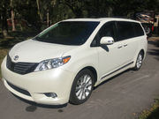 2013 Toyota Sienna Limited Premium