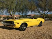 1970 Dodge Challenger MOPAR BARN FIND DODGE RUST FREE CHALLENGER 318