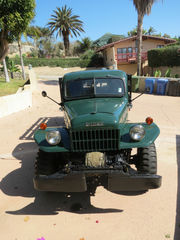 1954 Dodge Power Wagon Power Wagon with Wench