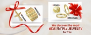 Gold Plated | Oro Laminado Jewelry At Wholesale Price - Shop Now