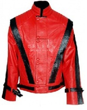 buy Now Michael Jackson Thriller Red Jacket
