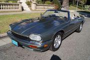 1995 Jaguar XJS CONVERTIBLE WITH 10, 500 ORIGINAL MILES!