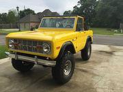 1972 Ford BroncoSport Explorer