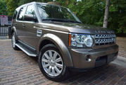 2013 Land Rover LR4 AWD HSE-EDITION