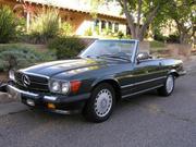 Mercedes-benz Sl-class 5.6 ltr V-8