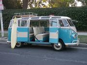1963 Volkswagen BusVanagon Deluxe