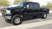 2007 Ford F-250Lariat Crew Cab Pickup 4-Door