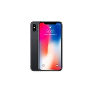 Apple iPhone X 256GB Silver Unlocked Phone 444