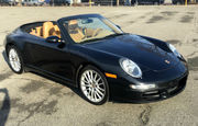 2007 Porsche 911 Carrera 4 Convertible  NO RESERVE  6speed  AWD