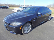 2014 BMW 535d Base Sedan 4-Door