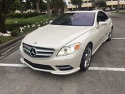 2011 Mercedes-Benz CL-Class 4Matic Coupe 2-Door